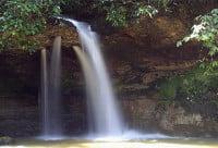 Cachoeira da Pedra Furada - Pedra Furada Waterfall