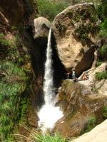 Cascada del Rio Colorado-Cafayate