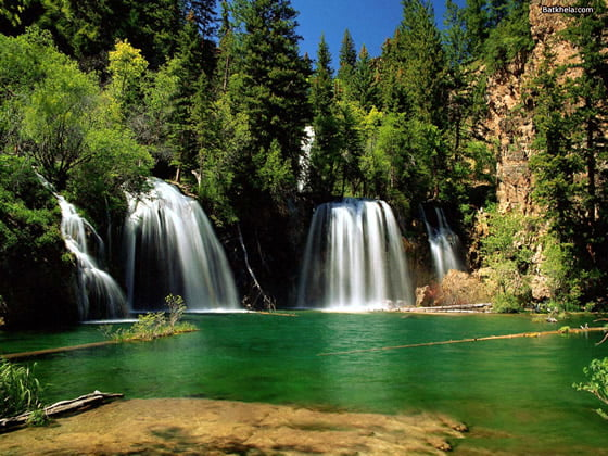 Hanging Lake Waterfall Top Waterfalls In The World World Top Top