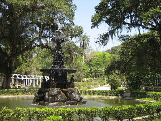 Jardim Botânico do Rio de Janeiro (Rio de Janeiro Botanical Garden