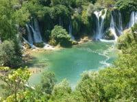 Kravica Waterfall