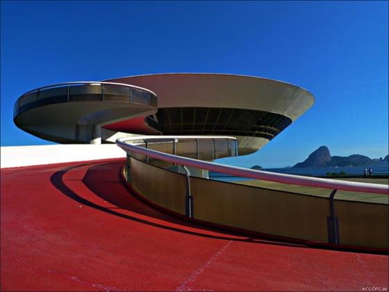 MAC Niterói - Niterói Contemporary Art Museum
