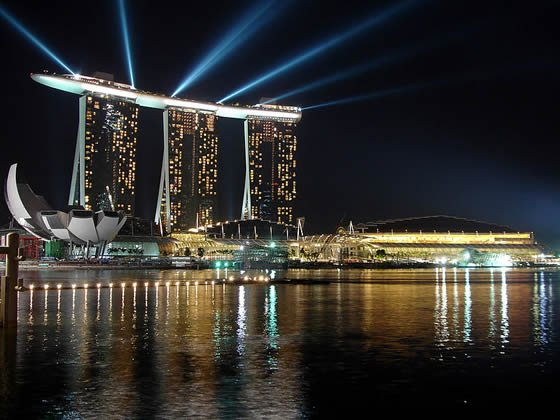 Marina Bay Sands Skypark Places In Singapore World