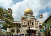 Masjid Sultan - Sultan Mosque - Singapore