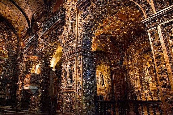 Mosteiro de São Bento - São Bento Monastery - Rio de Janeiro