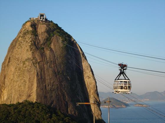 Pão de Açúcar - Sugar Loaf - Rio de Janeiro