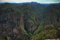 Cascada Piedra Volada