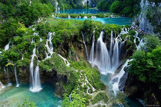 Image result for Plitvice Waterfall
