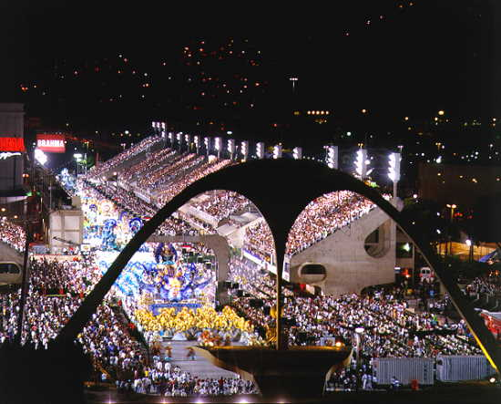 Carnival Rio de Janeiro - Sambadrome