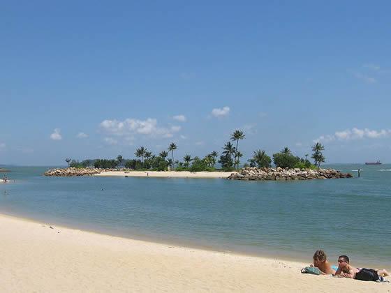Best Beach In Singapore Pulau Ujong
