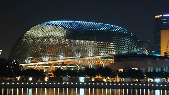 Image result for Esplanade Theatres