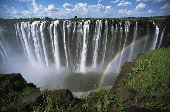 Victoria Falls Top Waterfalls In The World World Top Top