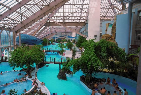 Aquaboulevard top fun places in paris for kids world for Piscine forest hill