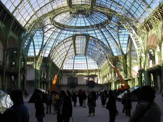 gallerie nationale du grand palais