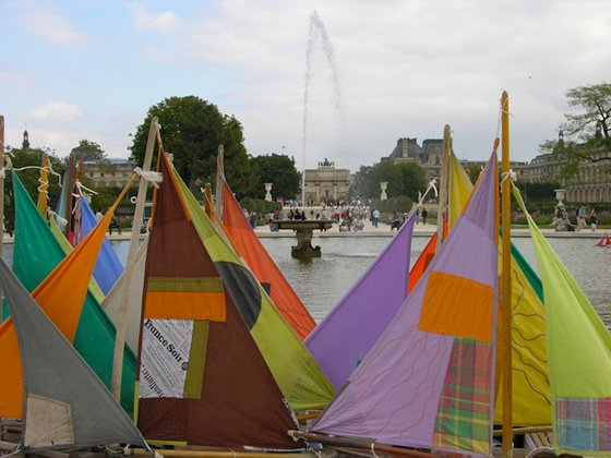 Jardin des Tuileries - Top Fun Places in Paris for Kids - World Top Top