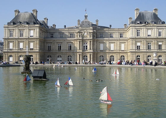 Jardin du luxembourg top fun places in paris for kids world top top - Jardin de luxembourg hours ...