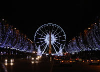 La Grande Roue - Ferris Wheel - Paris