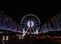 La Grande Roue - Ferris Wheel - Paris