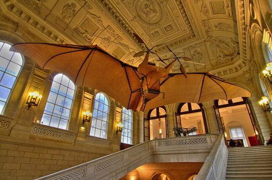 Mus e des arts et m tiers top museums in paris world - Maison arts et metiers ...