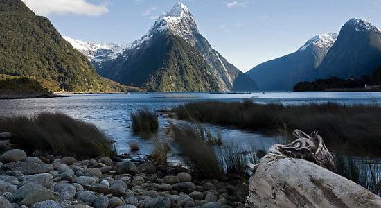 Mitre Peak - Milford Sound - Fiordland