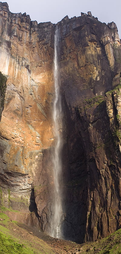 Angel Falls Top Waterfalls In The World World Top Top
