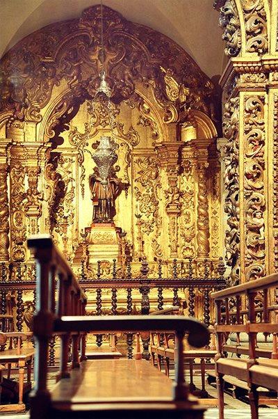 Mosteiro de São Bento - São Bento Monastery | Photo by: Fernando Stankuns - Flickr