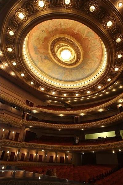 Teatro Municipal do Rio de Janeiro – Rio de Janeiro Theater