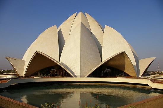 Lotus Temple - Bahá'í House of Worship