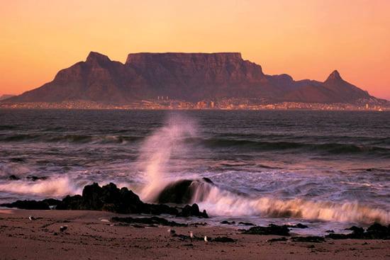 Table Mountain Cape Towns Landmark World Top Top - Table mountain hotel cape town