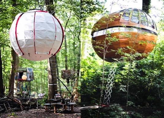Отель - Цирк Времени - Бельгия