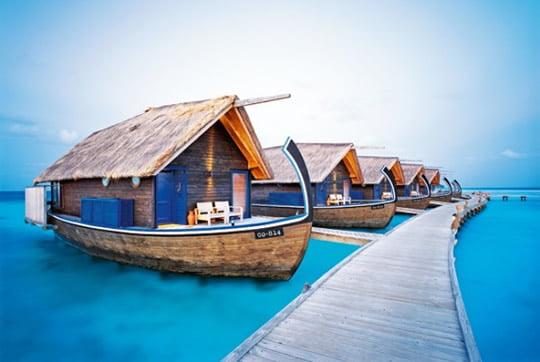 Отель-Лодка - Остров-Курорт Какао