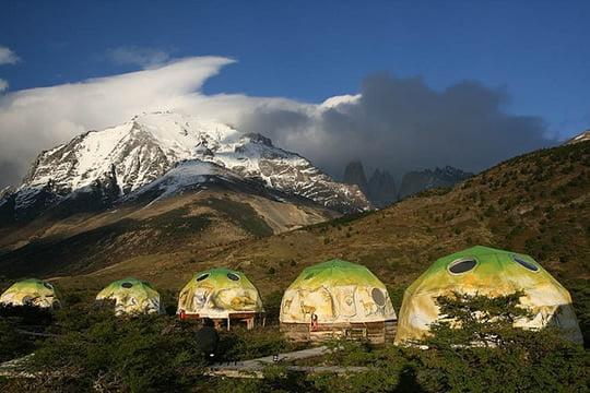 ЭКО-Лагерь Патагония
