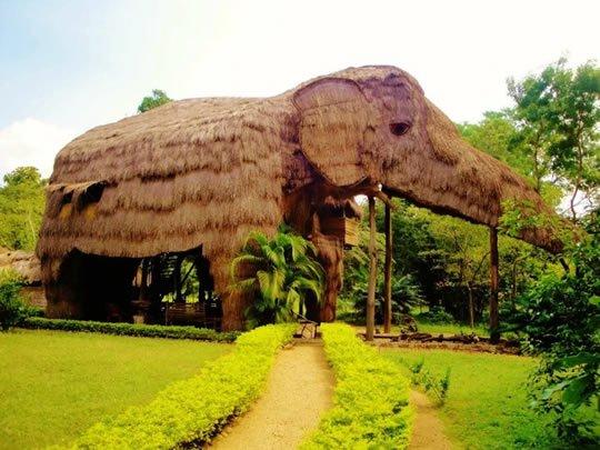 Слон Вилла - Река Kumbuk Курорт