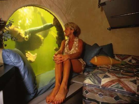 Джулс Подводный Домик