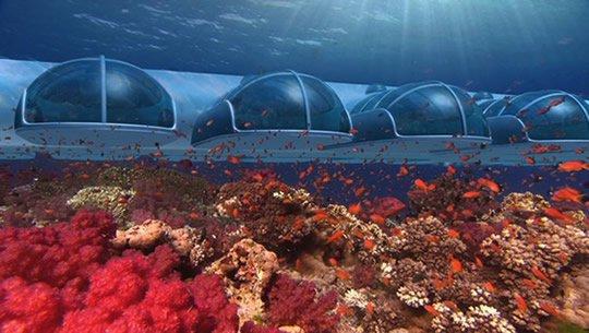 Подводный Курорт Посейдон