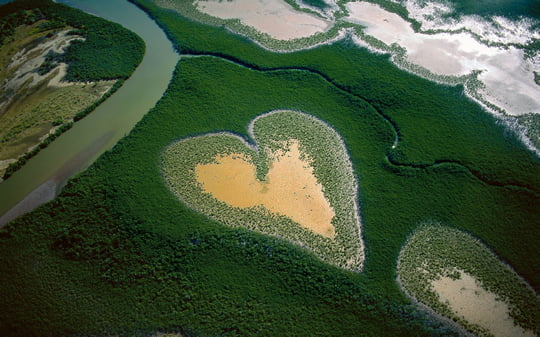 Coeur de Voh - New Caledonia