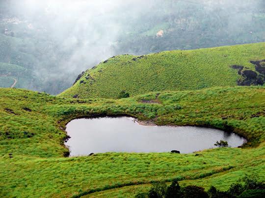 Eros Lake - Chembra - India