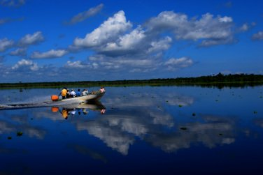 Catatumbo Lake | Photo by Alan Highton – catatumbotour.com