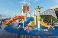Splash N Surf Water Playground Singapore