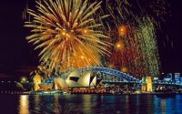 Sydney New Year's Eve Fireworks