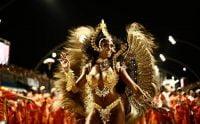 Sao Paulo's Carnival Parade